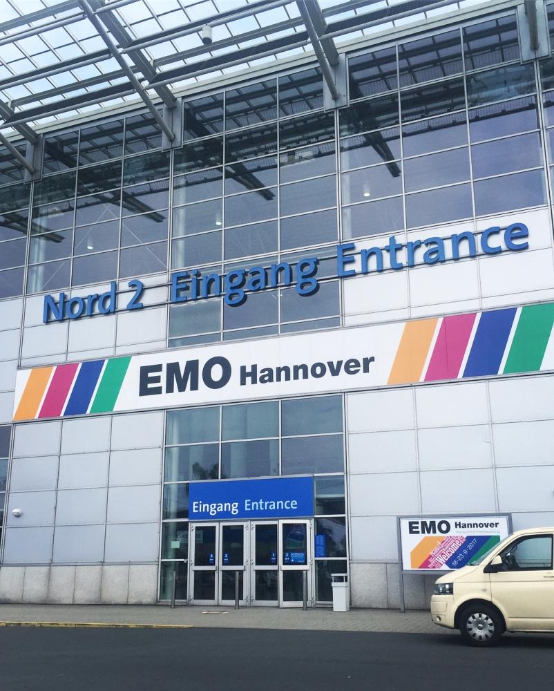EMO Hannover 2017 Fuarı